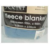 New Full/Queen Fleece Blanket