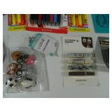 Large Assortment of New Office / School Supplies