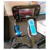Nintendo Wii U Game Console And Video Games