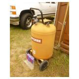 30 gallon air compressor tank only. As shown.