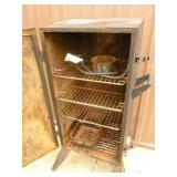 Smoke Hollow electric smoker. Well used. Untested. As shown.
