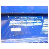 Ballymore man lift. Pump works with jump pack. Will needs wiring worked on. 13