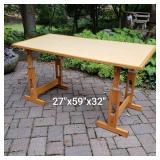 Minimalist Drafting Table