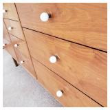 Mid-Century Drexel Ten Drawer Dresser
