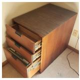 Sleek Modern Office Cabinet