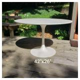 Knoll Mid-Century Tulip Table (b)