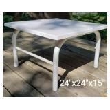 Werzalit Outdoor Side Table