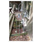 Garden Bell Trellis
