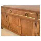 Mid Century Credenza/Buffet by Kindel