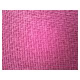 Lush Pink/Fuchsia Pair of Upholstered Armchairs