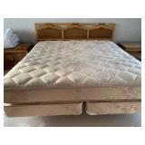 Fancher King Size Bed Frame