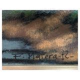 Framed/Signed Art