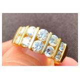14k and Diamond Ring