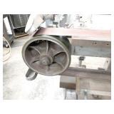 """Custom 4"""" Belt Sander, 3 hp, 208-22..."""