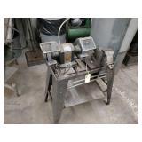 """Craftsman Bench Grinder & 3 1/2"""" Vi..."""