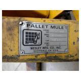 Pallet Mule 5000 lb. Pallet Jack, W...