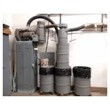 Dust Collector, 10 hp, 220 Volt, 3 ...