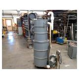 Cart Mounted Dust Collector, 2 1/2 ...