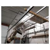 Fume Extractor, 220 Volt, 3 Phase, ...