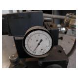 Hydraulic Pump, 1/2 hp, 220 Volt, 3...