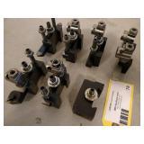 (7) BXA Tool Holders...