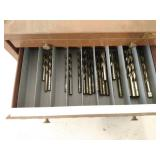 Fractional Drill Index & Drill Bits...