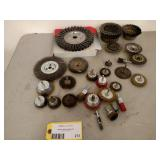 Assorted Wire Wheels...