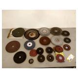 Assorted Grinding Wheels & Discs...