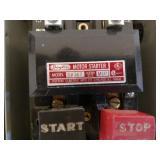Dayton 5X147 Nema 1P Motor Starter...