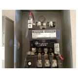ITE 30 Amp Switch Box...