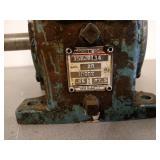 Morse Gear Reducer Ratio 20...