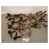 Assorted Clamps...