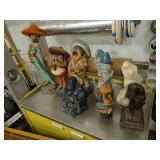 Assorted Figurines...