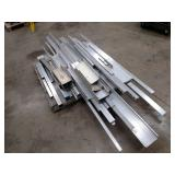 Assorted Aluminum Stock On Pallet...