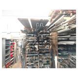 Large Quantity Assorted Metals & Mi...