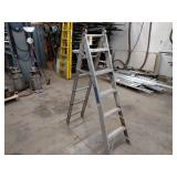 Sears Convertible Extension Ladder,...