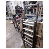 (2) Pcs. Roller Conveyor & (1) Stan...