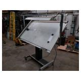 Drafting Table 72x37 with Power Up ...