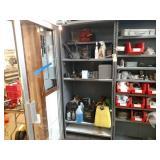 Shelf Unit with Contents, 36x24x85...