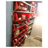 (3) Shelf Units with Contents, 36x1...