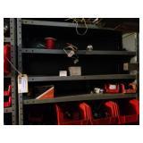 Shelf Unit with Contents, 36x12x85...