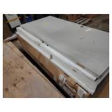 Stanley Door 36x80, Steel Clad, New...