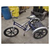 3-Wheel Bicycle with Bell...