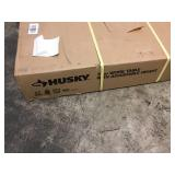 Husky 72 in. Adjustable Height Work Table not used