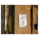 Lot of 2 John Deere Rear Bagger 42 in open box not used