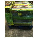 Pallet with assorted 2 Cycle Gas Blowers see pictures