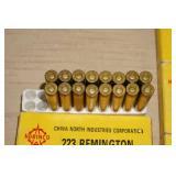 Norinco .223 Rem Rifle Ammo