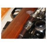 Vintage Wards Western Field 110.45 .22 L/S/LR Bolt Rifle