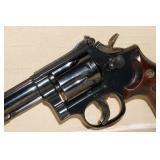 Smith & Wesson 17-4 .22 LR Revolver