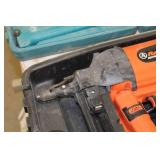 Ramset T3 Cordless Fastener with Battery, Charger and Case